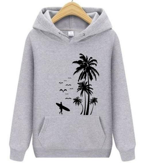 Blusa Casaco Moletom Camisa Ótima Qualidade Surf Praia Frio