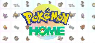 Pokemon Home - Dex Completa - Normal & Shiny + Brindes
