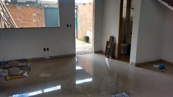 Casa Geminada Com 3 Quartos Para Comprar No Riacho Das Pedras Em Contagem/mg - 6562