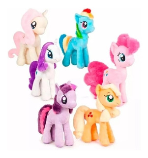Peluche Pequeño Pony My Little Pony Original Hasbro