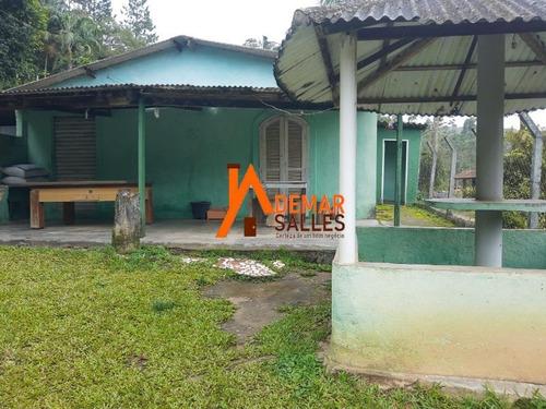 Casa Em Juquitiba/sp - Rural - Ca00006 - 69218521