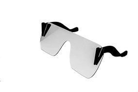Espelho De Maquiagem Formato Óculos Drop Me Decorativo