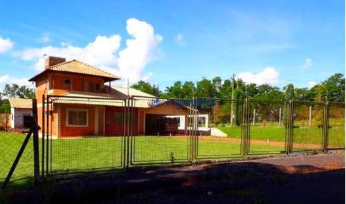 Chácara À Venda, 24200 M² Por R$ 890.000,00 - Vila Rural - Tamarana/pr - Ch0039
