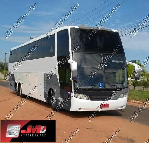 Busscar Ld P400 Ano 2008 M.b O500 Rsd 44 Lug Jm Cod 1288