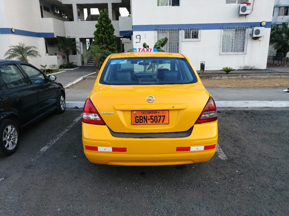 Nissan Tida 1.6 Año 2013