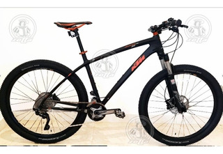 Bicicleta Ktm Myroon 2.65 Carbono R.27.5 Carbono -- Talle 19