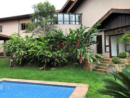 Imagem 1 de 30 de Sobrado Com 6 Dormitórios À Venda, 391 M² Por R$ 2.100.000,00 - São Paulo Ii - Cotia/sp - So2148