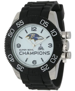 Game Time Reloj De La Nfl Beast De Los Hombres - Baltimore