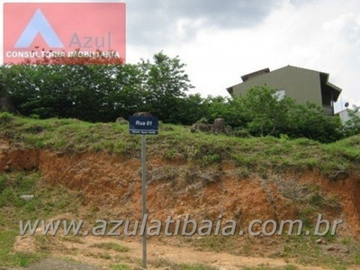 Venda Terreno Condominio Atibaia Brasil - 2054