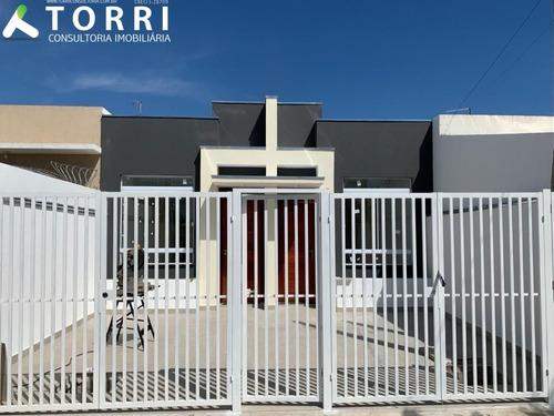 Imagem 1 de 11 de Casa À Venda No Jardim Santa Marta - Ca02101 - 69818782