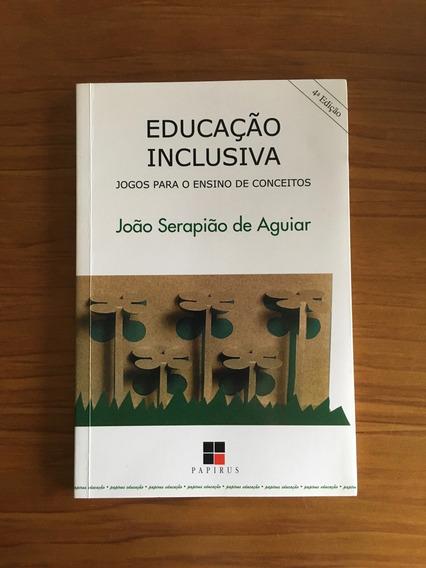 Educação Inclusiva: Jogos Para O Ensino De Conceitos (usado)
