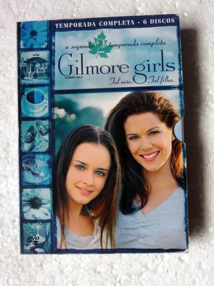 Dvd Box Gilmore Girls A Segunda Temporada Completa Original
