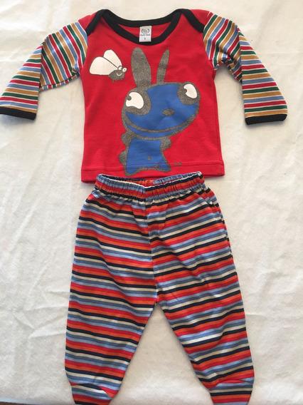 Pijama De Bebé Talle 3-6 Meses