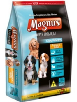 Ração Para Cachorro Magnus
