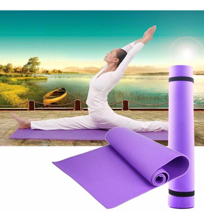 Alfombra Gruesa Antideslizante Yoga Mat