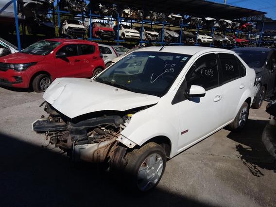 Sucata Ford Fiesta Sedan 1.6 Flex