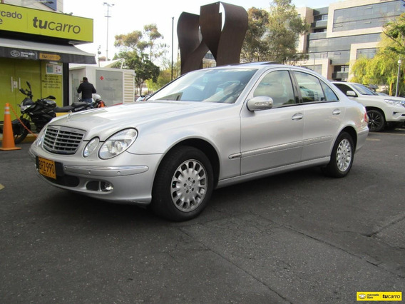 Mercedes-benz Clase E 3.5 Elegance