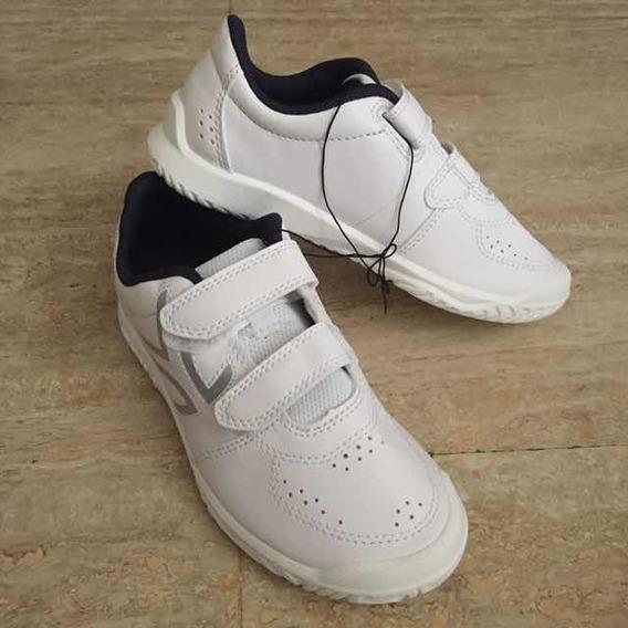 Zapatos Deportivos Escolares Marca Artengo - Talla 32