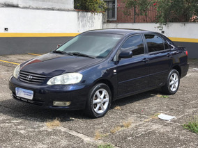 Toyota Corolla 1.8 16v Xei Manual 2004