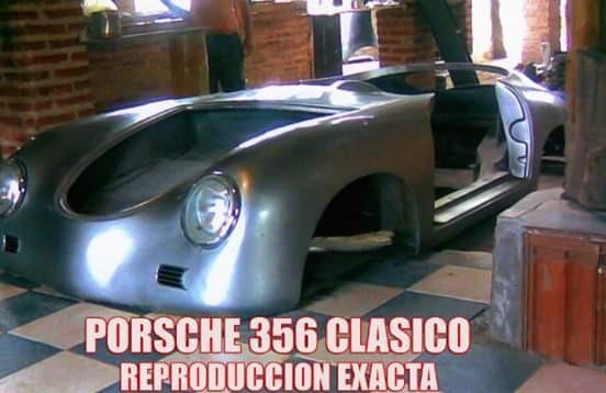Porsche Replica Porsche356a