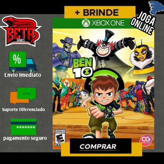 Ben 10 - Xbox One - Midia Digital + Brinde