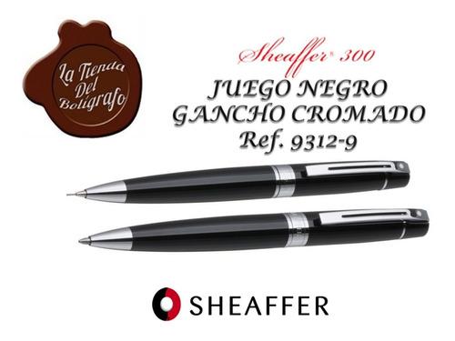Sheaffer  300 Juego  De Bol. + P - Unidad a $150000
