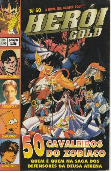 Revista Herói Gold Nº 50