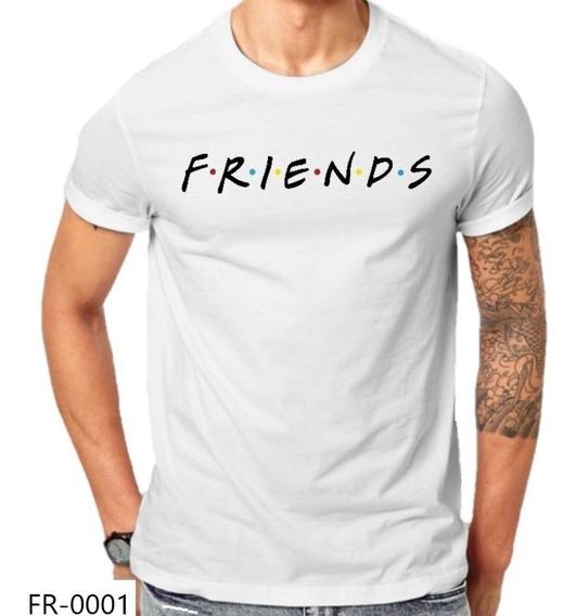 Playera Friends Camiseta Blusa Camiseta Fr-0001
