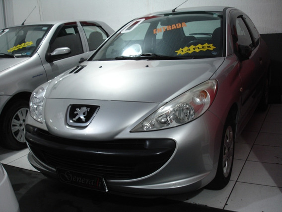 Peugeot-207 X-line 1.4 Flex 2010 Novissimo