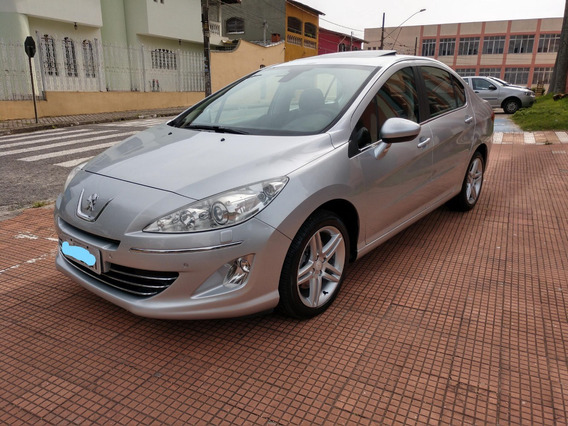 Peugeot 408 1.6 Griffe 16v Turbo Thp 4p Automatico!!!
