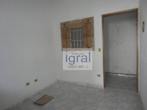 Casa Com 1 Dormitório Para Alugar, 35 M² Por R$ 900/mês - Vila Do Encontro - São Paulo/sp - Ca0108