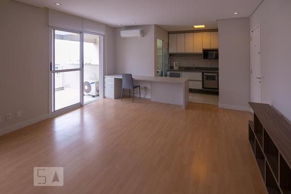 Apartamento No 10º Andar Mobiliado Com 1 Dormitório E 1 Garagem - Id: 892988070 - 288070