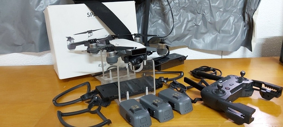 Drone Dji Spark Kit Fly More Original ! Novissimo