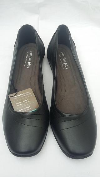 Zapatos Negros Comfort Plus 28mx, 11us