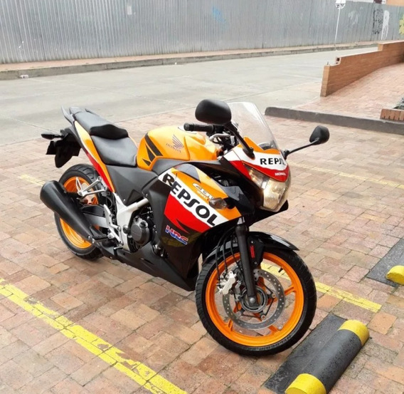 Honda Cbr 250r Abs Version Repsol