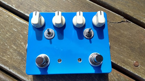 Pedal Handmade Fulltone Fulldrive 2 Mosfet Overdrive / Boost