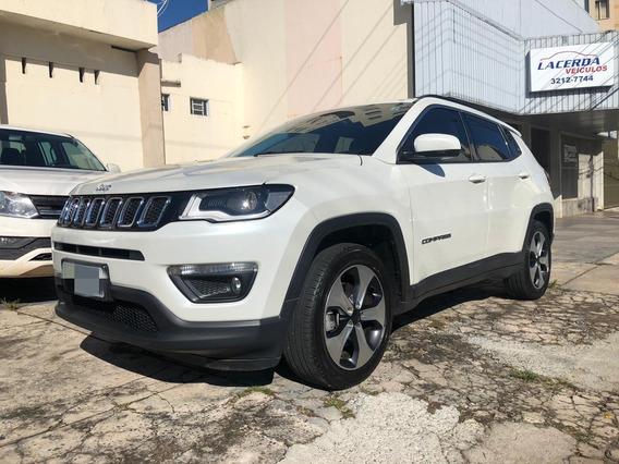 Jeep Compass Longitude 2017 Branco
