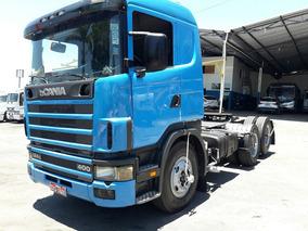 Scania 124 400 6x2 Tel 31994054219