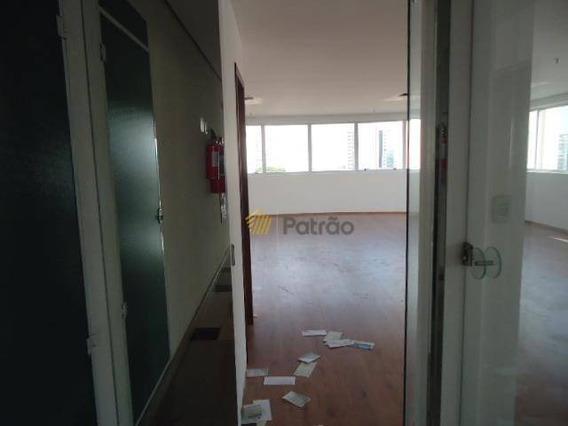 Sala Para Alugar, 90 M² Por R$ 2.626,53/mês - Centro - São Bernardo Do Campo/sp - Sa0121