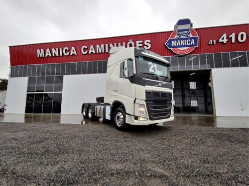Volvo Fh540 6x4 2021 0 Km Fh 540