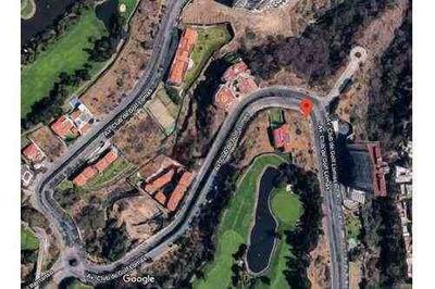 Construye La Casa De Tus Sueños En Este Terreno Ubicado En Uno De Los Lugares Mas Exclusivos De Huixquilucan