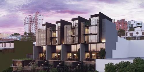 Precioso Townhouse En Loma Dorada, 2 Niveles, 210 M2, Master Suite, Junior Suite