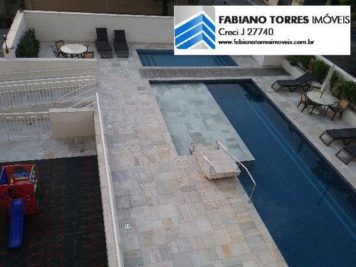 Apartamento Para Venda Em São Caetano Do Sul, Centro, 3 Dormitórios, 1 Suíte, 1 Banheiro, 2 Vagas - 1562_2-621885