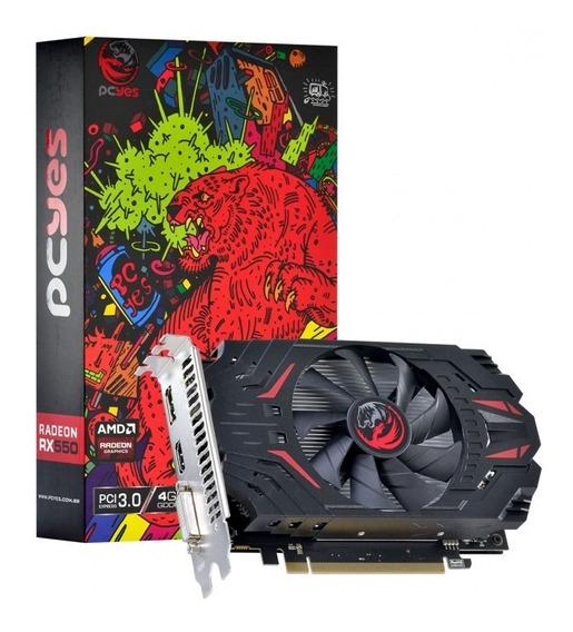 Placa De Video Amd Radeon Rx 550 4gb Gddr5 128 Bits Garantia