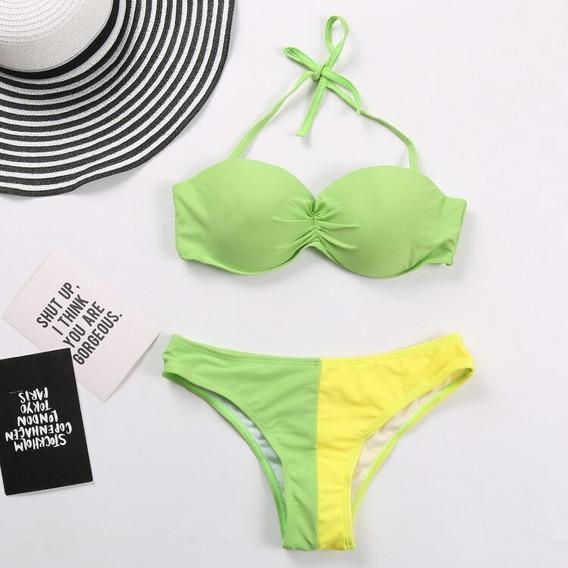 Tokio Moda Japonesa Pareo Playa Bikini Vintage Sexy Md13