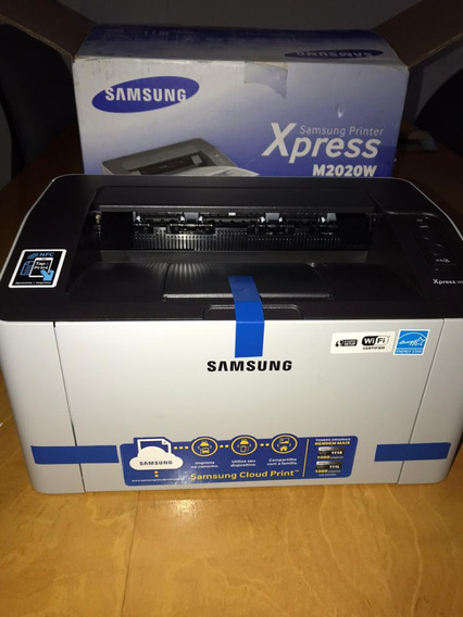 Impressora Samsung Sl-m2020w Com Wi-fi 110v