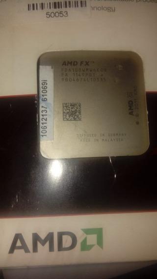 Processador Fx 6100 Zambezi X6 3.3 Ghz Am3+ Box Com Cooler