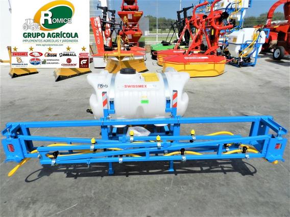 Aspersora Fumigadora Para Tractor De 230 Lts Marca Swissmex
