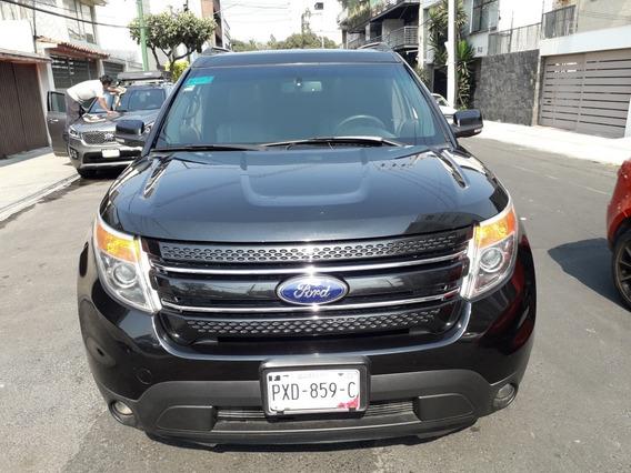 Ford Explorer Limited 4wd 2014 $29500 Socio Anca