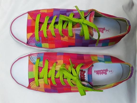 Zapatillas Multicolor Lona Bubble Gummers